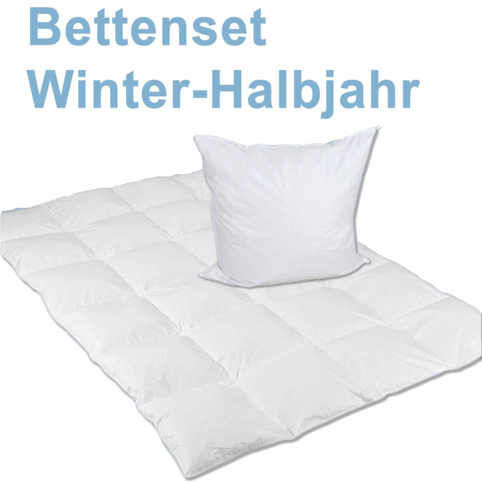 nset Winterhalbjahr 100% Daunen - HW46001HW80800