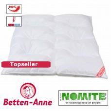 Kinderdaunendecke Betten Anne® - 100x135 100% Daunen